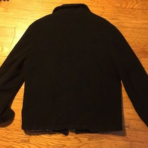 Banana Republic Jackets & Coats - Banana Republic Black Wool Jacket Small
